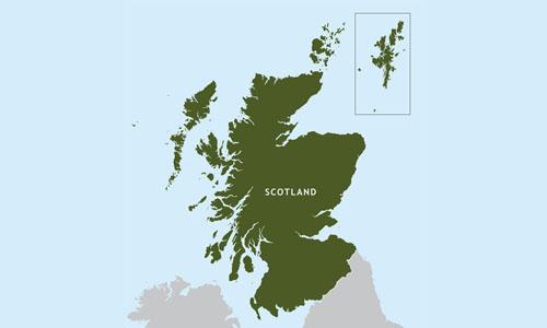First Job – Scotland
