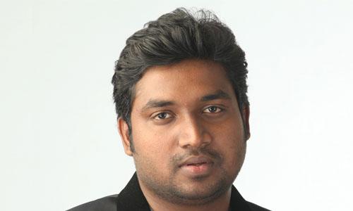Gokulnath Mariappan joined the company