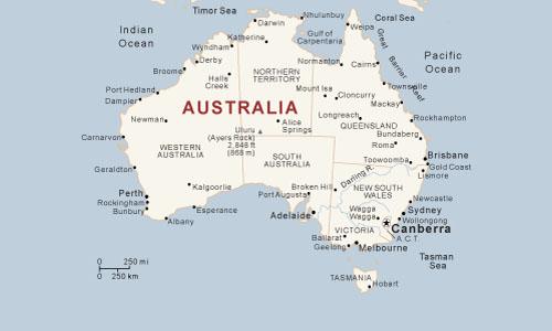 Entered the Australian Market