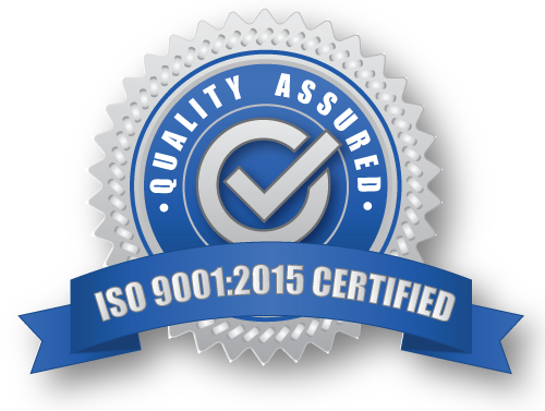 Migrated QMS certificate to ISO 9001:2015