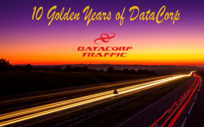 10 Golden years of DataCorp !!!